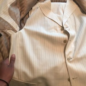 Other - 3 piece men's suite made in Italy worn once